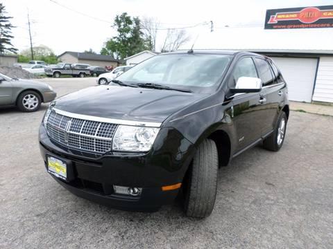 2010 Lincoln MKX for sale at Grand Prize Cars in Cedar Lake IN