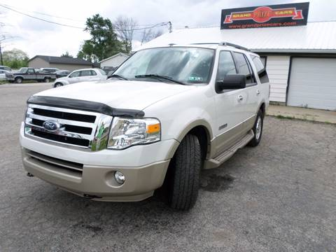2008 Ford Expedition for sale at Grand Prize Cars in Cedar Lake IN