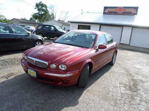 2007 Jaguar X-Type for sale at Grand Prize Cars in Cedar Lake IN