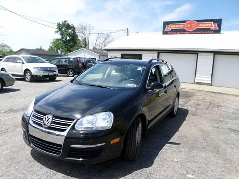 2009 Volkswagen Jetta for sale at Grand Prize Cars in Cedar Lake IN