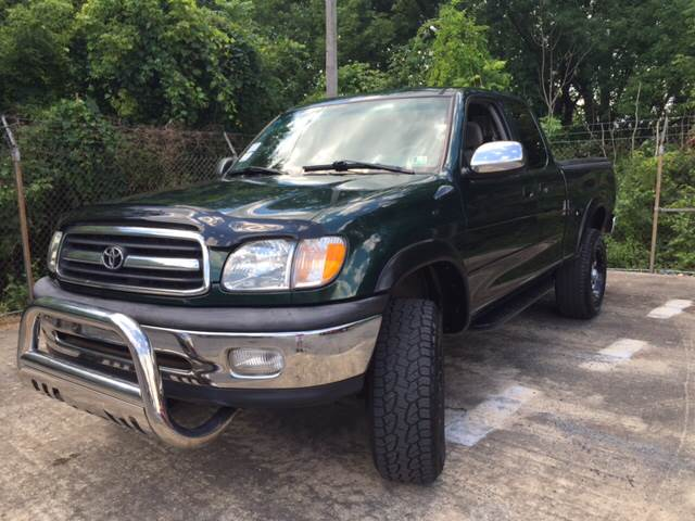 2000 Toyota Tundra for sale at Grand Prize Cars in Cedar Lake IN