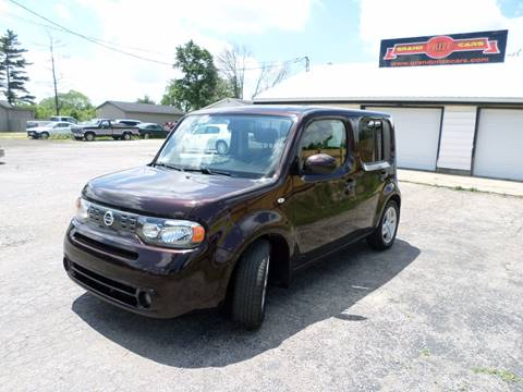 2011 Nissan cube for sale at Grand Prize Cars in Cedar Lake IN