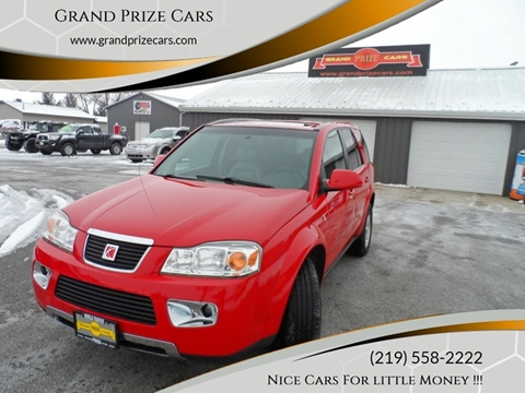 2006 Saturn Vue for sale at Grand Prize Cars in Cedar Lake IN
