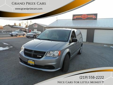 2014 RAM C/V for sale at Grand Prize Cars in Cedar Lake IN