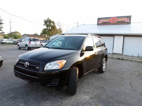 2009 Toyota RAV4 for sale at Grand Prize Cars in Cedar Lake IN