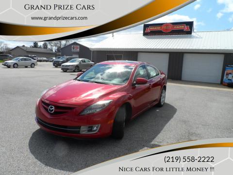 2009 Mazda MAZDA6 for sale at Grand Prize Cars in Cedar Lake IN
