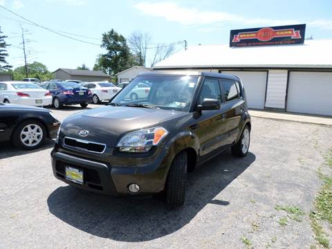 2010 Kia Soul for sale at Grand Prize Cars in Cedar Lake IN