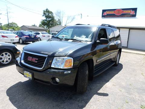 2003 GMC Envoy XL for sale at Grand Prize Cars in Cedar Lake IN