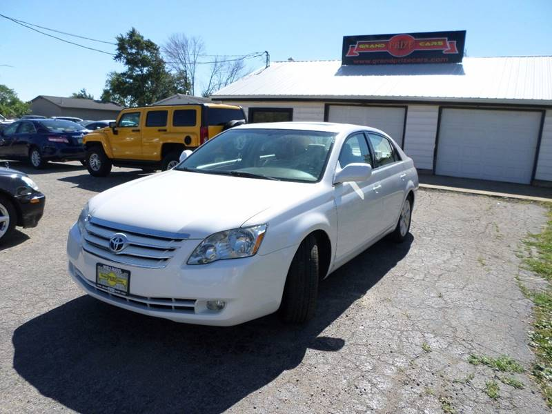 2006 toyota avalon xls 4dr sedan in cedar lake in grand. Black Bedroom Furniture Sets. Home Design Ideas