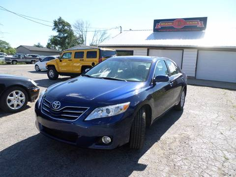 2010 Toyota Camry for sale at Grand Prize Cars in Cedar Lake IN