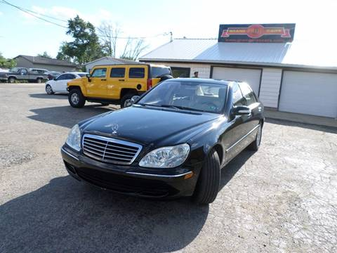 2005 Mercedes-Benz S-Class for sale at Grand Prize Cars in Cedar Lake IN