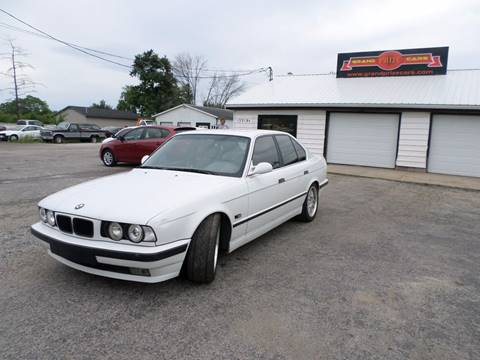 1995 BMW 5 Series for sale at Grand Prize Cars in Cedar Lake IN