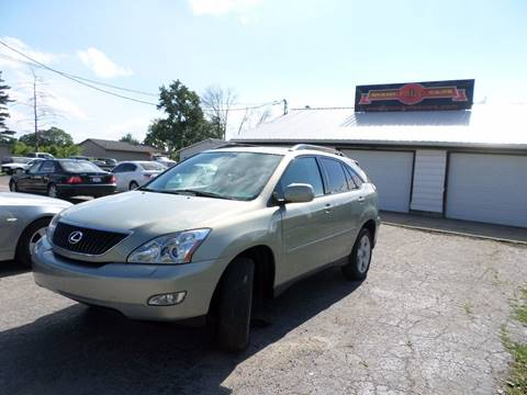 2007 Lexus RX 350 for sale at Grand Prize Cars in Cedar Lake IN