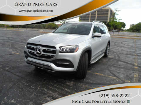 2020 Mercedes-Benz GLS for sale at Grand Prize Cars in Cedar Lake IN