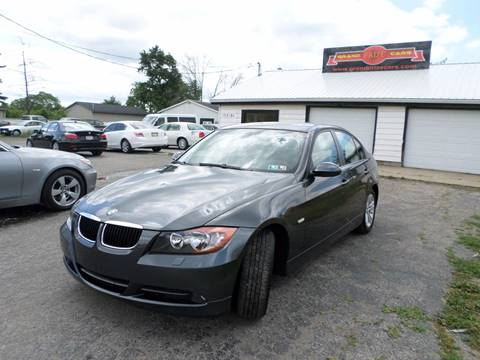 2008 BMW 3 Series for sale at Grand Prize Cars in Cedar Lake IN