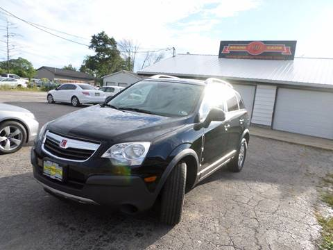 2008 Saturn Vue for sale at Grand Prize Cars in Cedar Lake IN