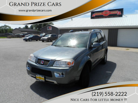 2007 Saturn Vue for sale at Grand Prize Cars in Cedar Lake IN