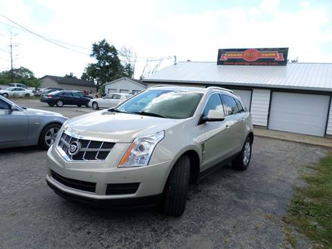 2010 Cadillac SRX for sale at Grand Prize Cars in Cedar Lake IN