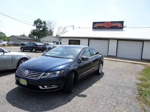 2013 Volkswagen CC for sale at Grand Prize Cars in Cedar Lake IN