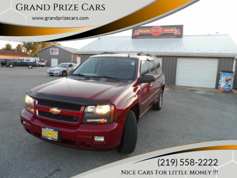 2006 Chevrolet TrailBlazer EXT for sale at Grand Prize Cars in Cedar Lake IN
