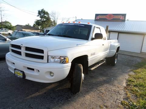 1999 Dodge Ram Pickup 3500 for sale at Grand Prize Cars in Cedar Lake IN