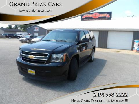 2009 Chevrolet Tahoe for sale at Grand Prize Cars in Cedar Lake IN