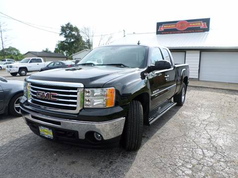 2009 GMC Sierra 1500 for sale at Grand Prize Cars in Cedar Lake IN