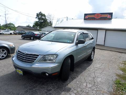 2006 Chrysler Pacifica for sale at Grand Prize Cars in Cedar Lake IN
