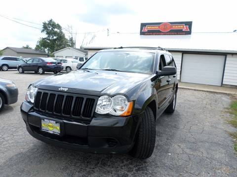 2009 Jeep Grand Cherokee for sale at Grand Prize Cars in Cedar Lake IN