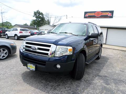 2007 Ford Expedition for sale at Grand Prize Cars in Cedar Lake IN