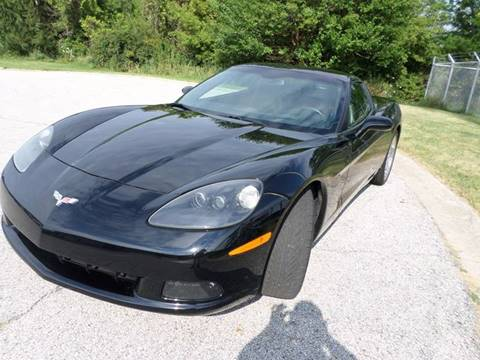 2006 Chevrolet Corvette for sale at Grand Prize Cars in Cedar Lake IN