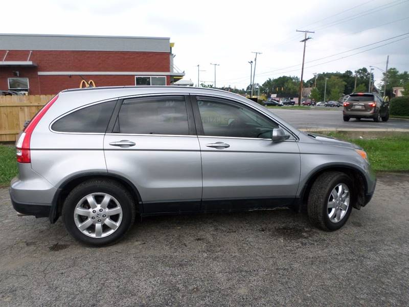 2008 honda cr v awd ex l 4dr suv in cedar lake in grand prize cars. Black Bedroom Furniture Sets. Home Design Ideas