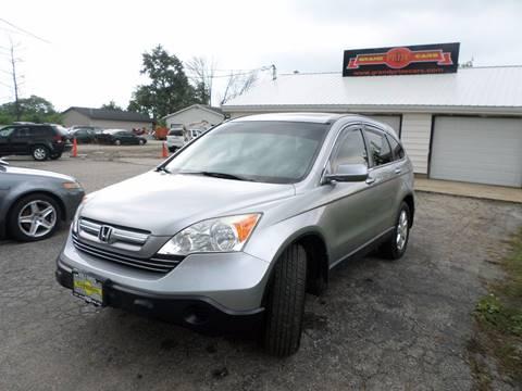 2008 Honda CR-V for sale at Grand Prize Cars in Cedar Lake IN