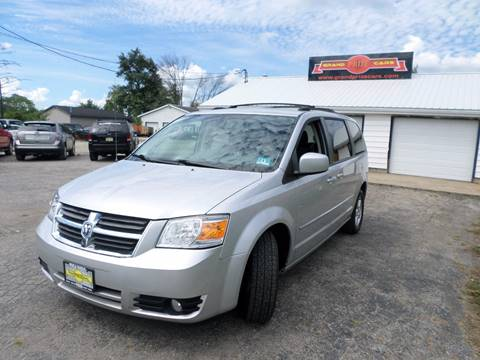 2010 Dodge Grand Caravan for sale at Grand Prize Cars in Cedar Lake IN