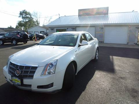 2009 Cadillac CTS for sale at Grand Prize Cars in Cedar Lake IN