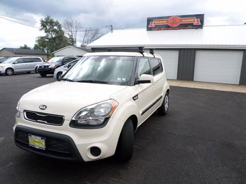 2013 Kia Soul for sale at Grand Prize Cars in Cedar Lake IN