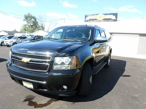 2012 Chevrolet Suburban for sale at Grand Prize Cars in Cedar Lake IN