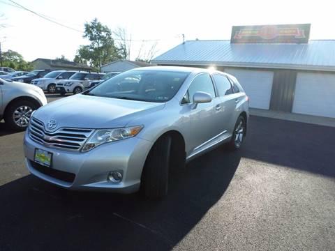 2010 Toyota Venza for sale at Grand Prize Cars in Cedar Lake IN