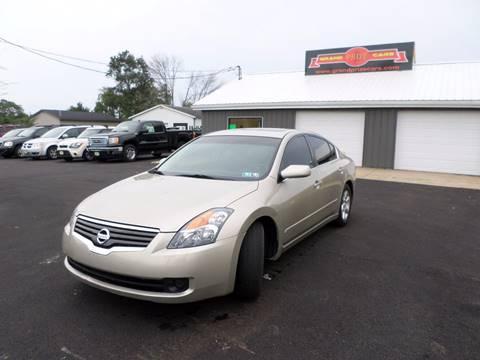 2009 Nissan Altima for sale at Grand Prize Cars in Cedar Lake IN