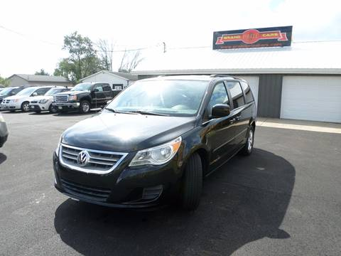 2011 Volkswagen Routan for sale at Grand Prize Cars in Cedar Lake IN
