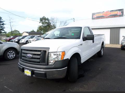 2009 Ford F-150 for sale at Grand Prize Cars in Cedar Lake IN