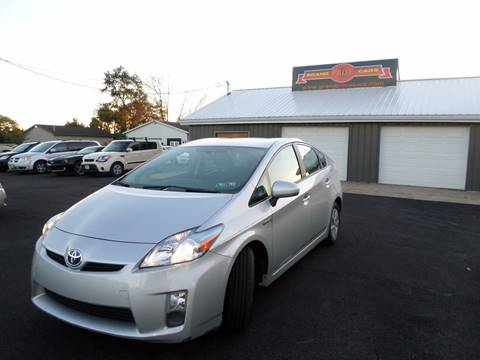2010 Toyota Prius for sale at Grand Prize Cars in Cedar Lake IN