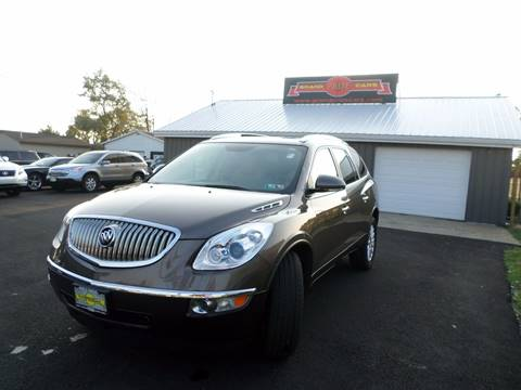 2010 Buick Enclave for sale at Grand Prize Cars in Cedar Lake IN