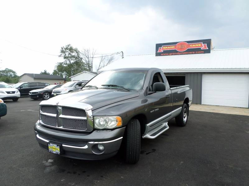 2002 Dodge Ram Pickup 1500 SLT In Cedar Lake IN - Grand Prize Cars