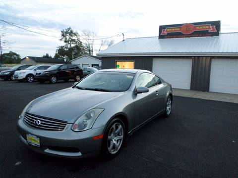 2005 Infiniti G35 for sale at Grand Prize Cars in Cedar Lake IN
