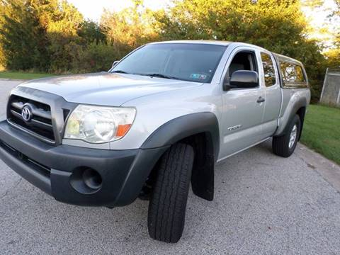 2008 Toyota Tacoma for sale at Grand Prize Cars in Cedar Lake IN