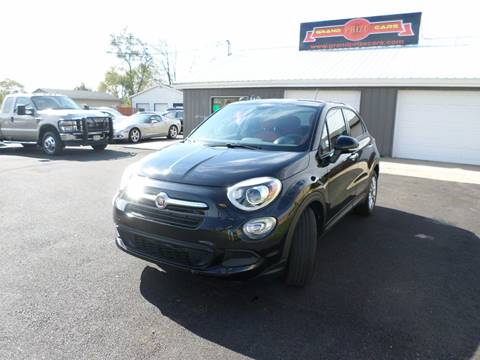 2016 FIAT 500X for sale at Grand Prize Cars in Cedar Lake IN