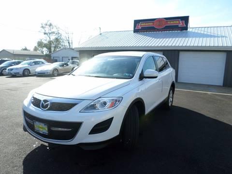 2011 Mazda CX-9 for sale at Grand Prize Cars in Cedar Lake IN