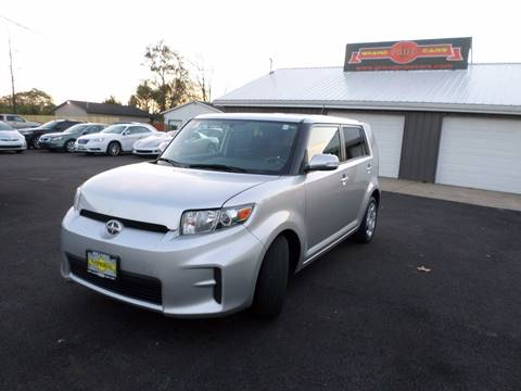 2012 Scion xB for sale at Grand Prize Cars in Cedar Lake IN