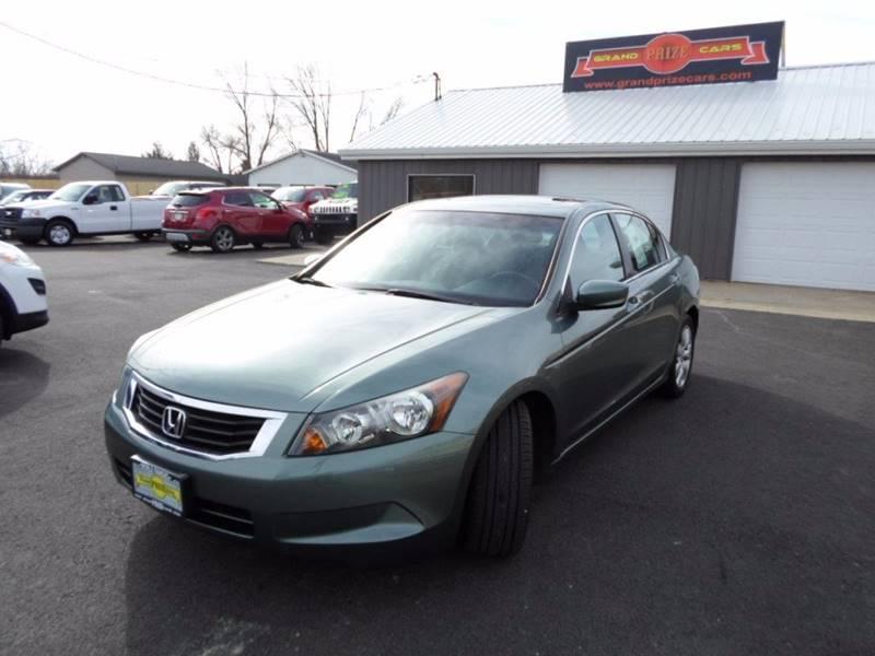 2009 Honda Accord For Sale At Grand Prize Cars In Cedar Lake IN